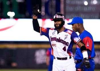 Dominicana, con sus dos victorias sobre los Alazanes, fue esta vez la piedra en el camino de Cuba en la Serie del Caribe. Foto: @SDCJalisco2018 / Facebook.