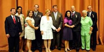 Los Cinco recibieron en febrero de 2015 la condición de Héroes de la República de Cuba. Foto: Estudios Revolución.