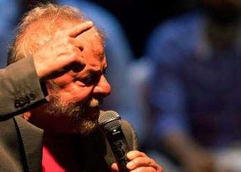 El expresidente brasileño Luiz Inacio Lula da Silva en un evento en Río de Janeiro el 2 de abril del 2018. Foto: Leo Correa / AP.