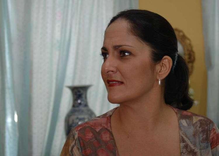 Mariela Bejerano, actriz.