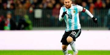 Para el argentino Lionel Messi, Rusia 2018 pudiera ser la última oportunidad para levantar un título mundial de fútbol. Foto: Ivan Sekretarev / AP.