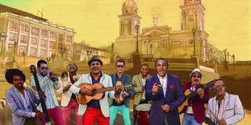 A mí qué. El Septeto Santiaguero junto a El Canario con invitados como Gilberto Santarosa.