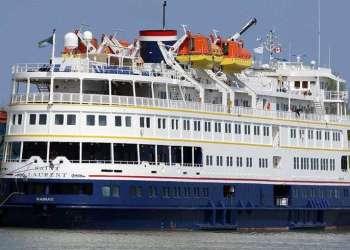 El buque Victory I de Victory Cruise Line. Foto: cruisemapper.com