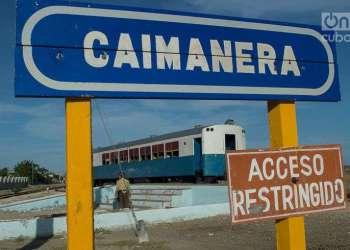 Para visitar Caimanera es necesario un permiso especial. Foto: Otmaro Rodríguez.