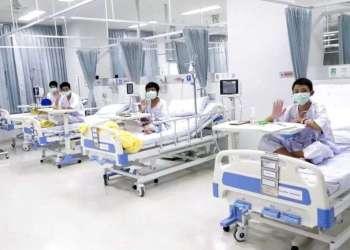 Foto: Chiang Rai Prachanukroh Hospital via AP.
