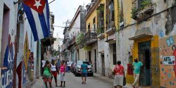 La Habana. Foto: Yander Zamora / EFE.