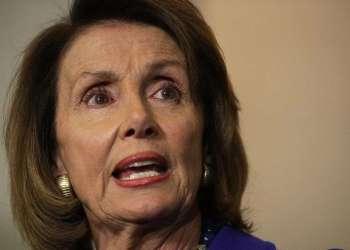 Nancy Pelosi. Foto: Alex Wong/Getty Images.