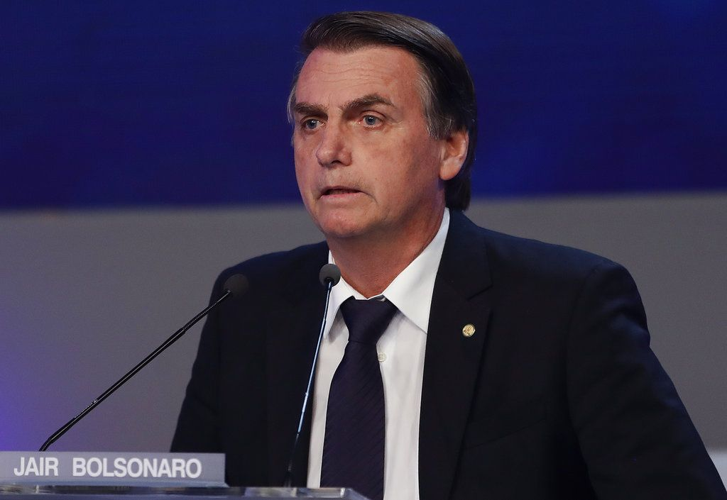 El presidente de Brasil, Jair Bolsonaro. Foto: Foto: Andre Penner / AP / Archivo.