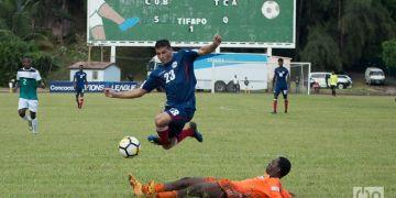 Luis Paradela puede ser nuevamente el referente ofensivo de Cuba contra República Dominicana. Foto: Otmaro Rodríguez