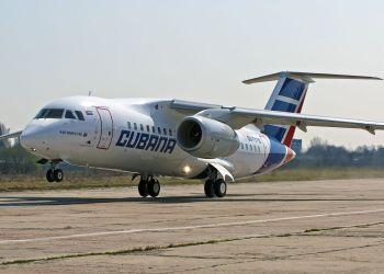 Cubana de Aviación reanuda rutas nacionales. Foto: Archivo OnCuba.