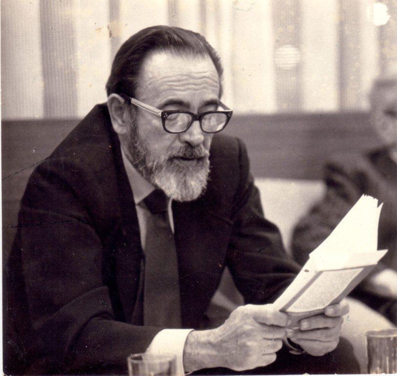 Eliseo Diego. Foto: Archivo familiar.