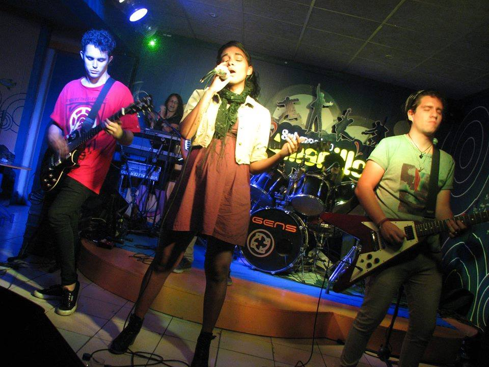 Gens. Foto: Tomada del evento de la agrupación en Facebook.