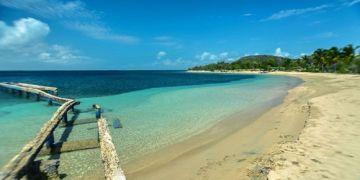 Playas vírgenes en Antilla. Foto: Juan Pablo Carreras / ACN.