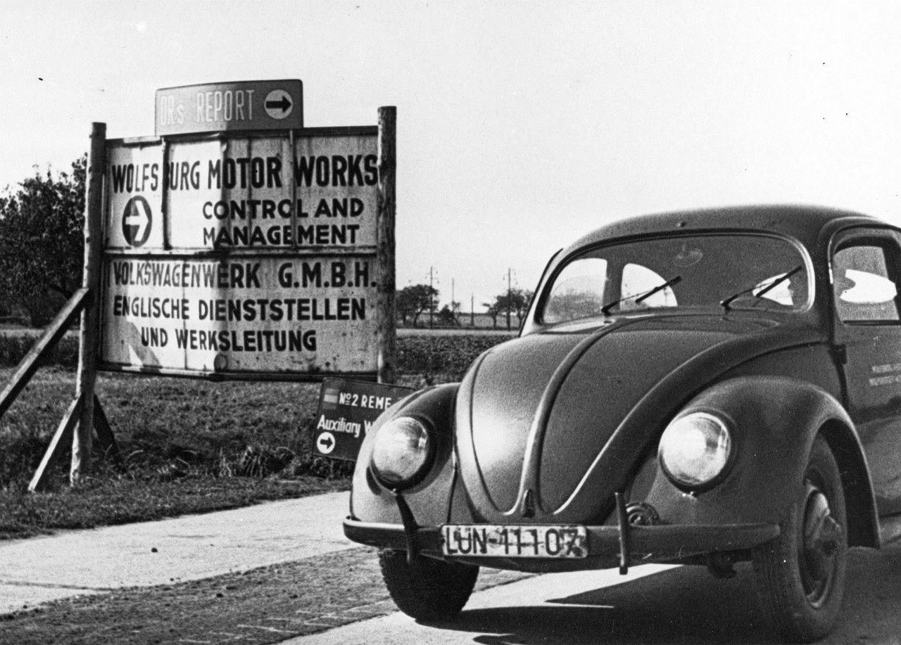Este modelo comenzó a producirse en 1938.