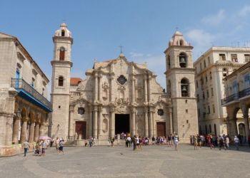 La Habana Vieja, uno de los principales atractivos turísticos de Cuba. Foto: pxhere.com