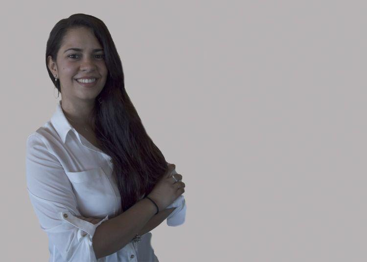 Claudia Paredes. Foto: Otmaro Rodríguez.