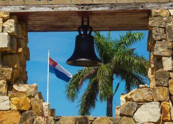 Ingenio La Demajagua, escenario del inicio de las guerras por la independencia de Cuba hace 150 años. Foto: Cubahora.