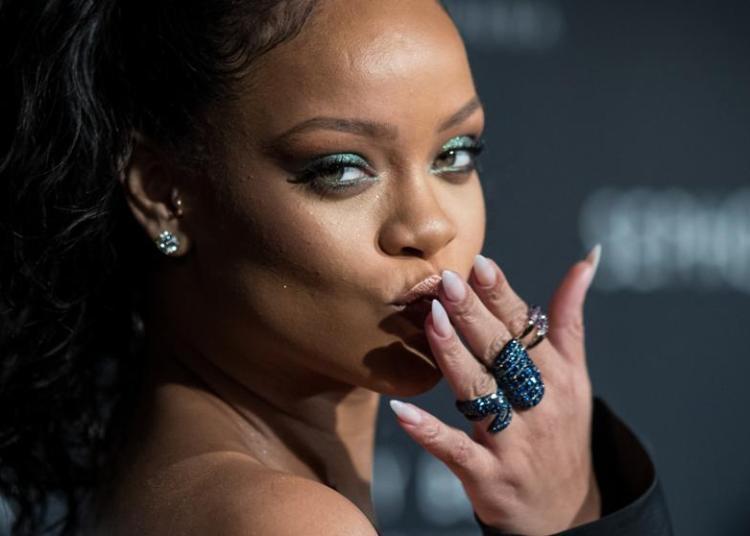 Rihanna. Foto: The Medizine.