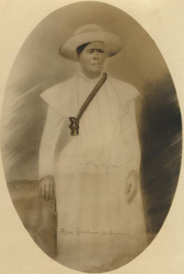 Rosa La Bayamesa.