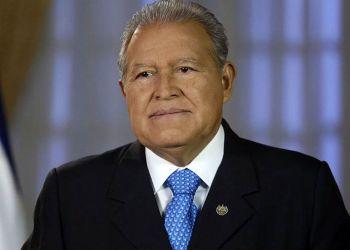 Salvador Sánchez Cerén, presidente de El Salvador. Foto: sercano.com