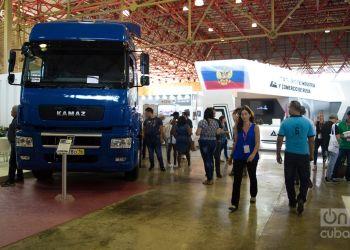 Feria Internacional de La Habana Fihav 2018. Foto: Otmaro Rodríguez.