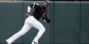 Luis Robert Moirán es, quizás, el principal prospecto cubano insertado en el sistema profesional de Estados Unidos. Foto: Tomado de Inside the White Sox