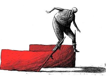 Dibujo: Michel Moro.
