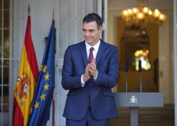 Presidente Pedro Sánchez. Foto: EFE.