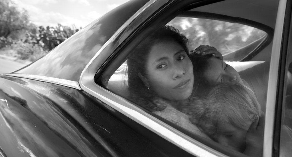 """Fotograma de la película """"Roma"""". Foto: Alfonso Cuarón / Netflix vía AP."""
