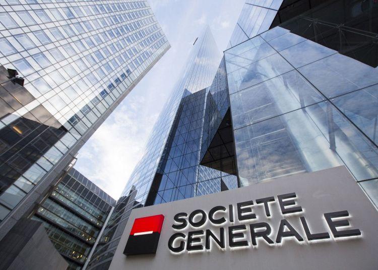 Societe Generale S.A. Foto: Jason Alden / Bloomberg.