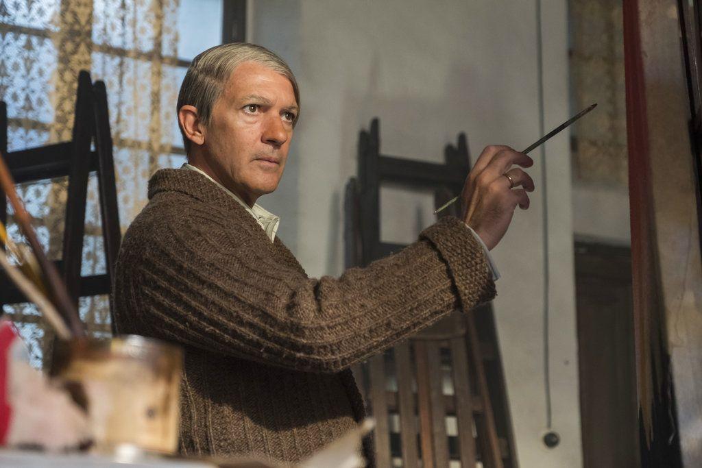 """Antonio Banderas en una escena de """"Genius: Picasso"""". (Dusan Martincek/National Geographic vía AP)"""