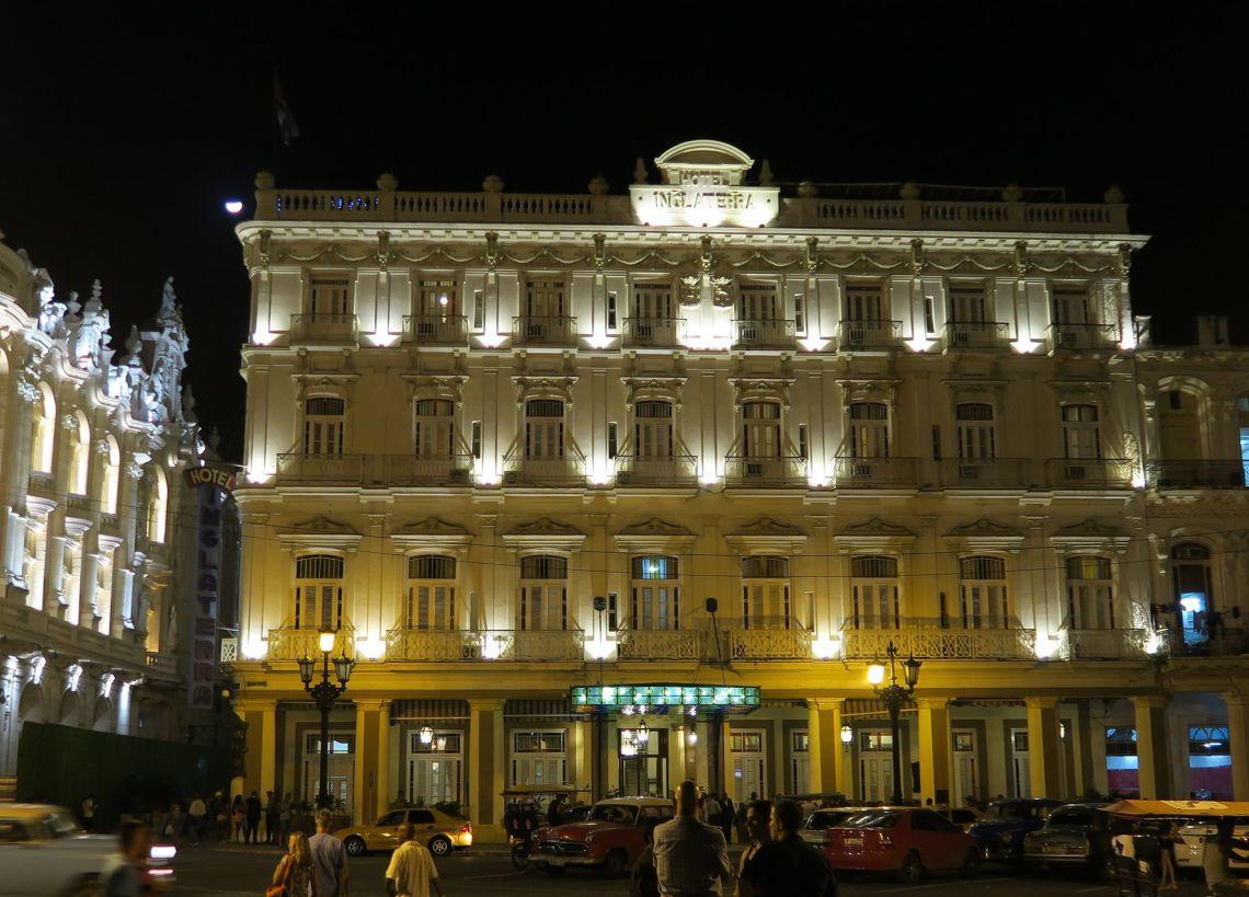 Hotel Inglaterra. Foto: Wikimedia.