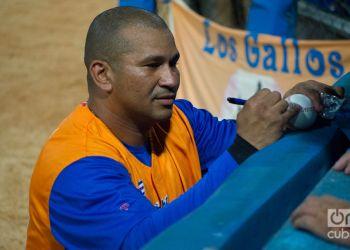 Frederich Cepeda buscará su primer título nacional y será el líder ofensivo y espiritual de los Gallos. Foto: Otmaro Rodríguez