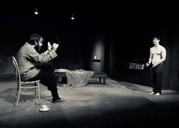 """""""Misterios y pequeñas piezas"""". Foto: Argos Teatro en Facebook."""