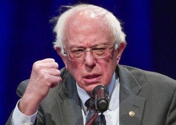 Bernie Sanderes. Foto: Alex Brandon/AP.