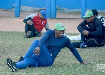 Jorge Jhonson se mantiene entre los Leñadores y tendrá todo el protagonismo de inicio en la Serie del Caribe. Foto: Gabriel García