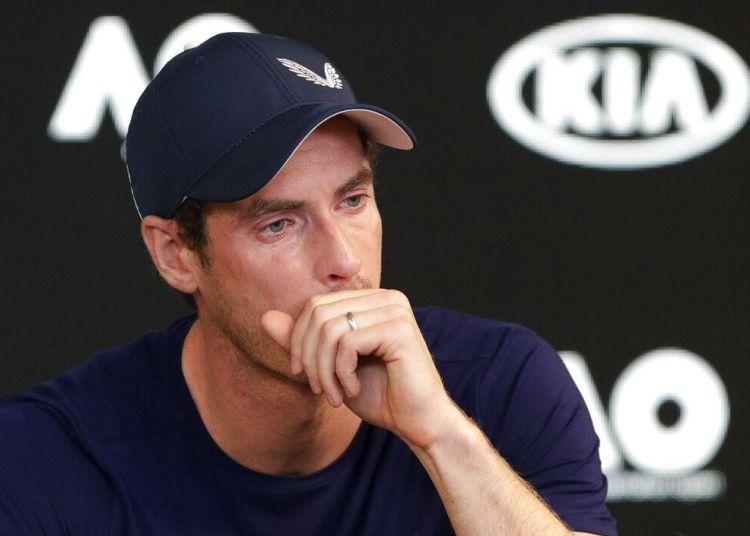 Andy Murray durante una conferencia de prensa previa al Abierto de Australia el viernes 11 de enero de 2019 en Melbourne. Foto: Mark Baker / AP.