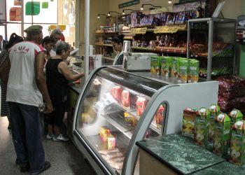 Tienda en Cuba. Foto: nacion.com / Archivo.
