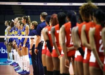 El voleibol femenino cubano no estará en las principales competencias del 2019. Foto: Getty Images