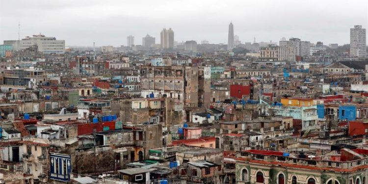 La Habana. Foto: Mastrascusa/EFE