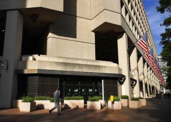 Edificio del FBI en la Avenida Pennsylvania, en Washington. Foto: Jacquelyn Martin / AP / Archivo.