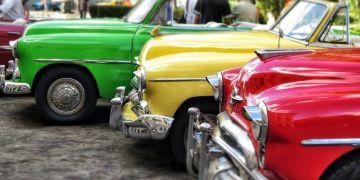 """Buena parte de los flamantes """"carros de época"""" sin innovación apenas alcanzarían el título de """"cacharros"""". Foto: pxhere.com"""