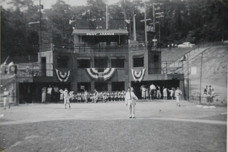 El estadio de Williamsport, en Pennsylvania, despierta la nostalgia de Rafael Rosendiz.