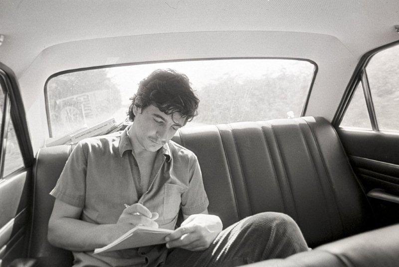 Lichi en 1972. Foto: Ernesto Fernández.
