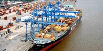 Imagen del Puerto de New Orleans en el Golfo de México. Foto: New Orleans Port Authority.
