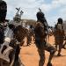 Una de las bases de los terroristas de Al-Shabaab en el sur de Somalia. Foto: allafrica.com