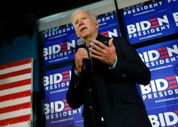 El exvicepresidente y precandidato presidencial demócrata Joe Biden. Foto: Michael Dwyer / AP / Archivo.