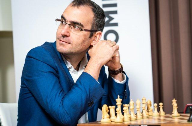 Con un espectacular rendimiento (seis puntos de siete posibles), el Gran Maestro cubano Leinier Domínguez lideró al club San Petersburgo, que revalidó la corona en el Campeonato Ruso por equipos. Foto: Tomada de Twitter.