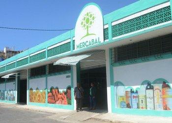 El mercado mayorista Mercabal, en La Habana. Foto: Ministerio de Comercio Interior de Cuba.