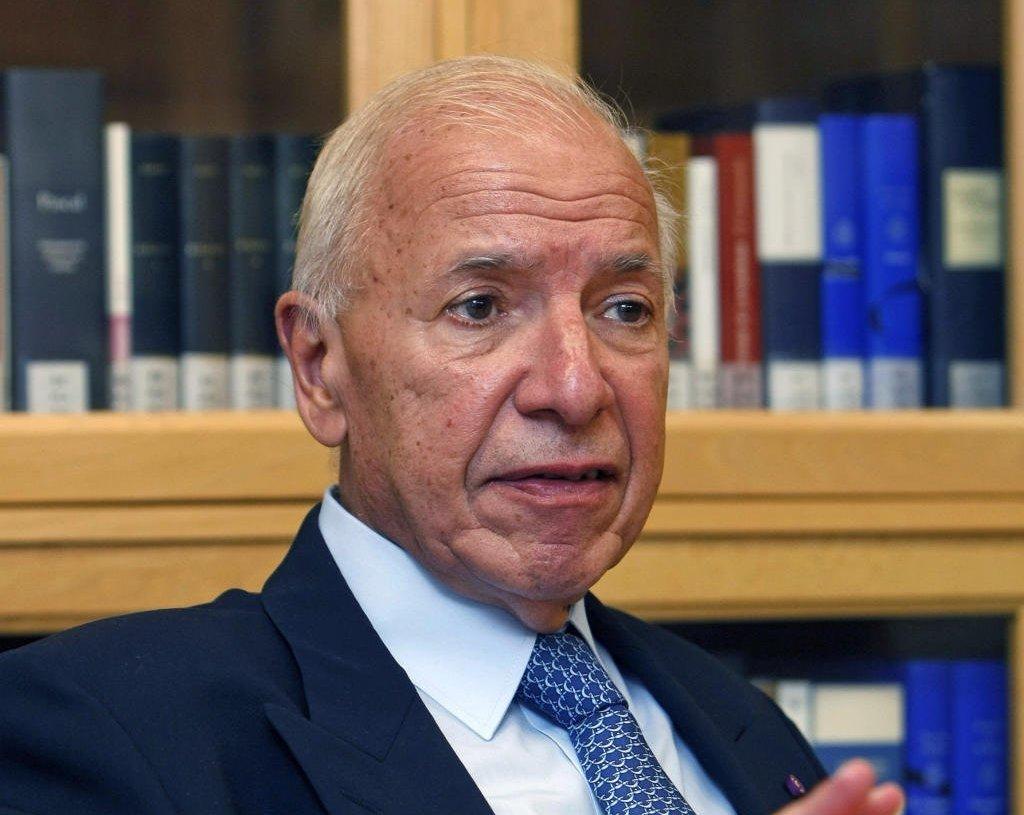 El sociólogo cubanoamericano Alejandro Portes, Premio Princesa de Asturias 2019 de Ciencias Sociales. Foto: EFE.